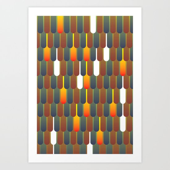 Abstract 23 Art Print