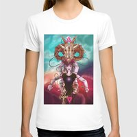 occult T-shirts featuring Occult allegory by Kami-katamari