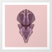 glass Art Prints featuring Glass by La Señora