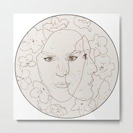 azaleas Metal Print