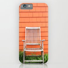 Waiting for a Seat iPhone 6s Slim Case