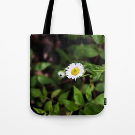Daisy in the Forest Tote Bag