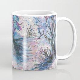 Purple Woods Coffee Mug