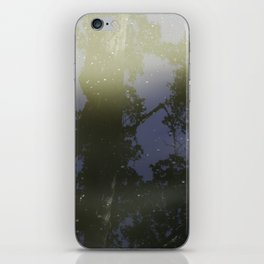 Puddle iPhone Skin