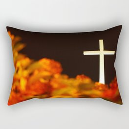 Heaven and Hell Rectangular Pillow