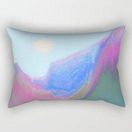 Bright Sun Rectangular Pillow