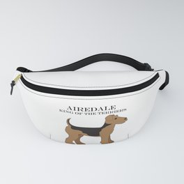 Airedale Fanny Pack