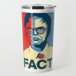Fact Travel Mug