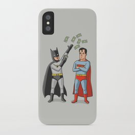 Super Rich iPhone Case