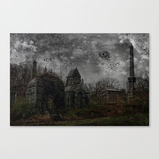 Abandoned Mt.Moriah Canvas Print