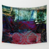 ethnic Wall Tapestries featuring Ethnic by haroulita