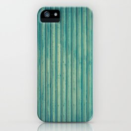 lines pattern iPhone Case