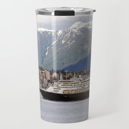 Vancouver Harbour - Canada Travel Mug