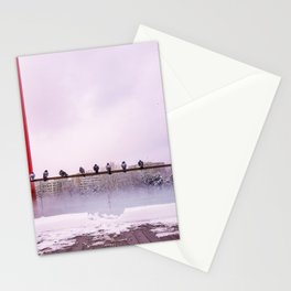 Winter Show Stationery Cards