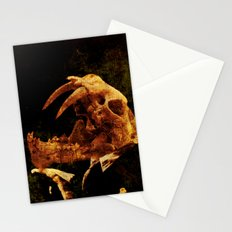 My corrupt crescendos will leave you out on a limbo Stationery Cards