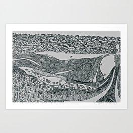 se. Art Print