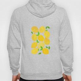 Lemon Crowd Hoody