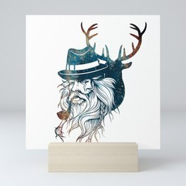 Hunter Mini Art Print