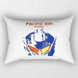 Pacific Rim Uprising 2018 movie Rectangular Pillow