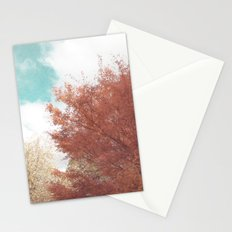 Beautiful Day in Autumn Stationery Cards