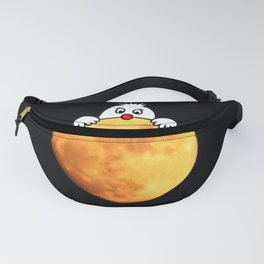 Man in the Moon Fanny Pack