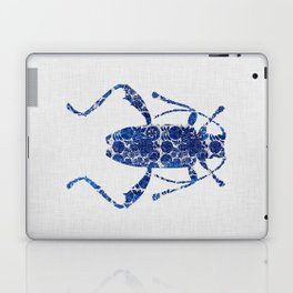 Blue Beetle IV Laptop & iPad Skin