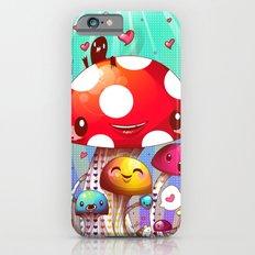 Mushroom Fantastic Slim Case iPhone 6s
