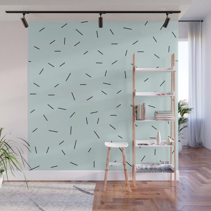 Sprinkle Wall Mural