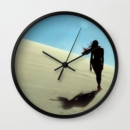 you are strength Wall Clock