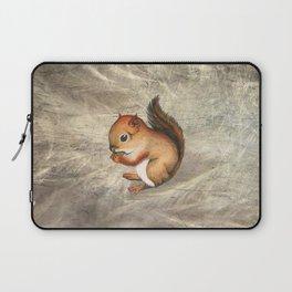 Sciurus (Baby Squirrel) Laptop Sleeve