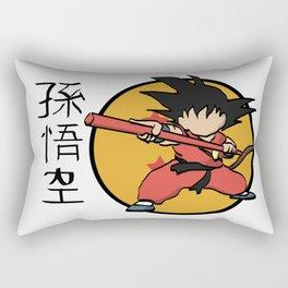 Son Goku Rectangular Pillow