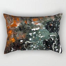 Deepest Cave Rectangular Pillow