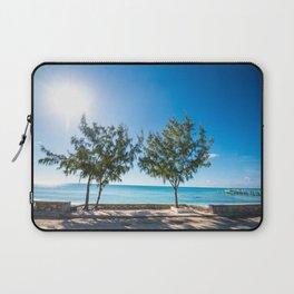 Turks and Caicos beach Laptop Sleeve