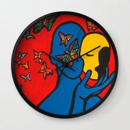 SKIN DEEP  (ORIGINAL SOLD) Wall Clock
