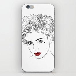 Primadonna Girl - Electra Heart iPhone Skin
