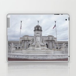 Amtrak terminal (train station) - Washington D.C Laptop & iPad Skin