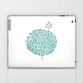 Poofy Frawna Laptop & iPad Skin
