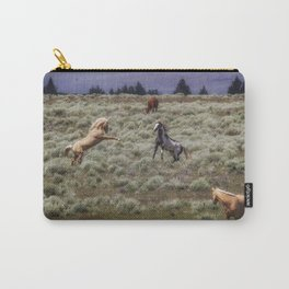 Something's Going On Carry-All Pouch