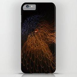 Deep sea firework creature iPhone Case