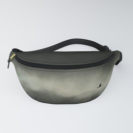 Fly Through The Storm Fanny Pack