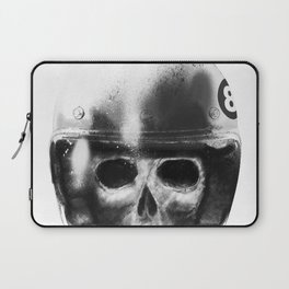death racer Laptop Sleeve