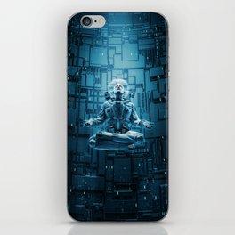 Astro Lotus iPhone Skin