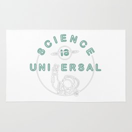 Bill Nye's Official Science is Universal Rug