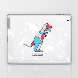 Birth Death  Laptop & iPad Skin