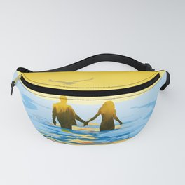 Together till the end Fanny Pack