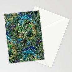Immersive Pattern Stationery Cards