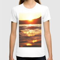 lake T-shirts featuring Lake by Meg Hartley Photography