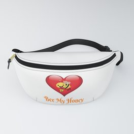 Bee My Honey Save The Bees Gift Fanny Pack