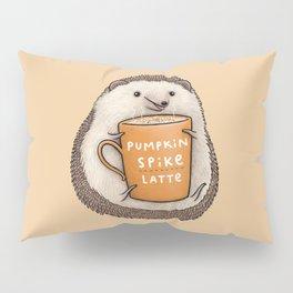 Pumpkin Spike Latte Pillow Sham