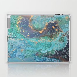 """Golden Coast"" Laptop & iPad Skin"